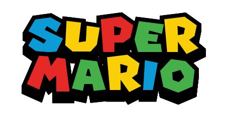 Super Mario Logo Festisite