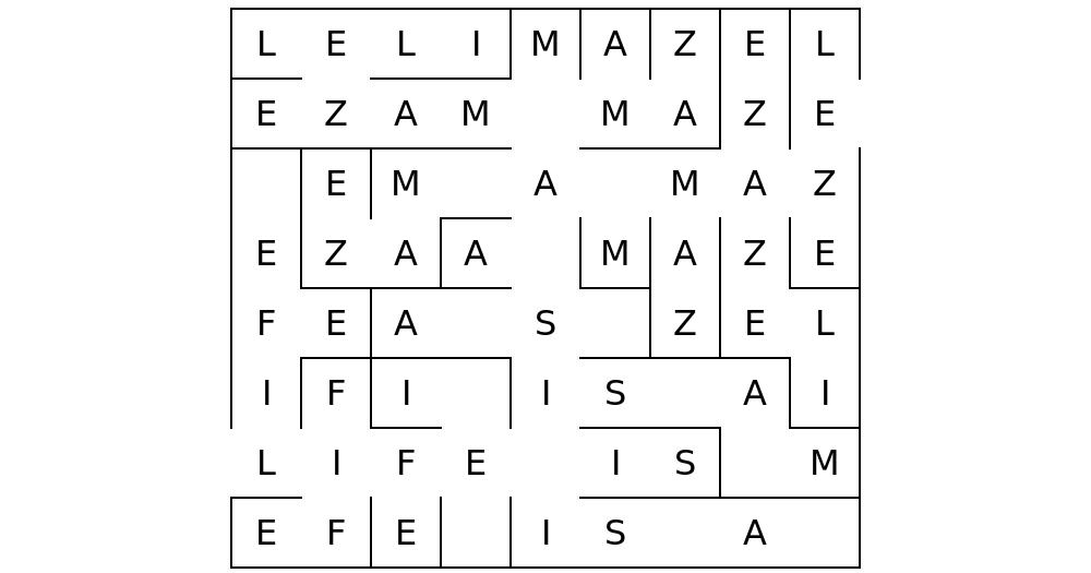 Maze Festisite